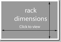 Gatekeeper Ceiling Rack Dimensions