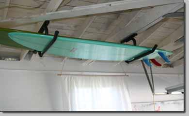 Ceiling Rack